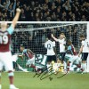 Manuel Lanzini Goal Signed West Ham Defeating Spurs 16x12 Photograph
