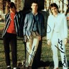 The Jam Signed By Weller, Foxton & Buckler 16x12 Photograph RARE