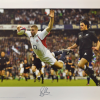 Ben Cohen Signed 2002 England v New Zealand Rugby Ltd Edition Print