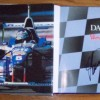 Damon Hill Signed 'World Champion' Hardback Book