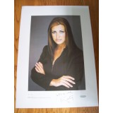 Kirsty Gallacher 17x23 Signed Bid4sport Limited Edition 80/100 Print