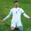 Dele Alli Signed 16x12 England Photograph