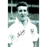 Tony Marchi Spurs 1961 Double Winning 8x12 inch Photograph of Tony in his Spurs Shirt