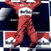 Michael Schumacher Signed 8x12 Ferrari F1 Photograph