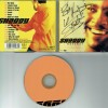 Shaggy Signed CD Sleeve Obtained in Person