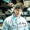 Chris Jury Signed 8x10 Eric from Lovejoy Photograph
