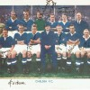 Chelsea 1938/39 Signed By 11 Sherman's Pools Searchlight on Famous Teams Football Card