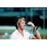 Jeff Thomson 8x12 inch Australian Cricket Legend photograph