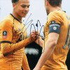 Harry Kane  & Dele Alli Dual Signed 16x12 Spurs Photograph