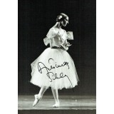 Antoinette Sibley Signed 7x5 Photograph - Prima Ballerina With The Royal Ballet