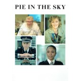 Richard Griffiths (1947-2013) Signed Pie In The Sky TV Series Promo Photocard