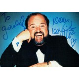 Dom Deluise (1933-2009) Signed 4x6 inch Photograph