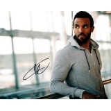 Craig David Signed 8x10 Music Photograph