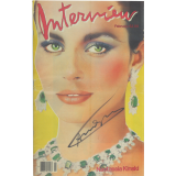 Andy Warhol (1928-1987) Autograph Signed 17x11 Inch Issue of Interview Magazine