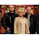 Steve McFadden Signed Phil Mitchell Eastenders 8x6 Photograph