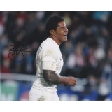 Manu Tuilagi Signed 8x10 England Rugby Photograph