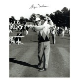 Byron Nelson (1912-2005) Signed 10x8 Golf Photograph