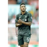 Joe Gomez Signed Liverpool 12 x 8 inch Football 12 x 8 Inch Photograph