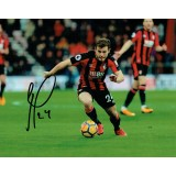 Ryan Fraser Signed 8x10 Bournemouth Football Photograph