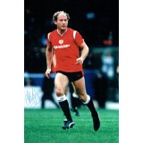 Alan Brazil 12x8 Signed Manchester United 8x12 Football Photograph