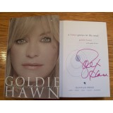Goldie Hawn Signed 'A Lotus Grows In The Mud' Hardback Book