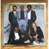 Hot Chocalate Errol Brown (1943-2015) SIGNED Hot Chocalate 20 HOTTEST HITS