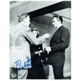 Robert Mitchum Signed 8x10 Film THE LUSTY MEN Photograph