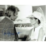 Donald Sutherland Signed Film 10 x 8 Photograph