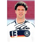 Michael Ballack Signed Germany Football 6x4 Inch Photograph