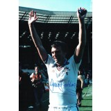 Trevor Brooking Signed West Ham 1980 FA Cup Winning 12 x 8 inch Football Photograph