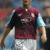 Teddy Sheringham 12x8 Signed West Ham Photo!