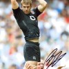 Tom Croft Signed 8x12 England Rugby Photo!