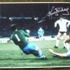 Ricky Villa Signed 9x16 Spurs 1981 FA Cup Final Photograph
