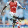 Danny Welbeck Signed 8x12 Inch Arsenal Photo