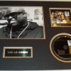 Cee Lo Green Signed CD Insert & Mounted Display
