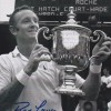 Rod Laver Signed 5x7 1969 US Open Magazine Clipping!