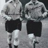 Tom Finney & Nat Lofthouse Signed 8x12 England Photograph