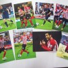 Southampton Selection of Eight Signed Large Photographs