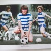 Stan Bowles 12x16 Signed Montage Photograph