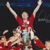 David May 6x8 Signed Manchester Utd Photograph