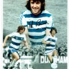 Stan Bowles 12x16 Signed QPR Montage Photo (No Longer Signs)