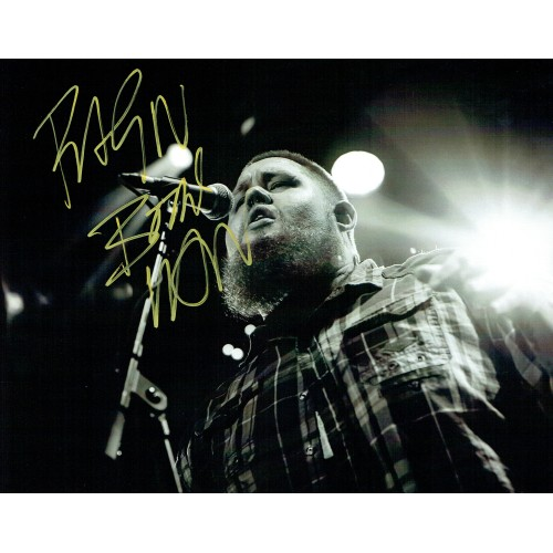 Rag N Bone Man Signed 10x8 photograph