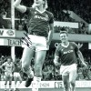 Frank Mcavennie 16x12 Signed West Ham Photograph