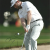 Branden Grace Signed Golf 8x12 Photograph
