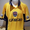 Tony Cottee Match Worn Millwall v Wycombe Wanders on Tuesday 27th March 2001 Football Shirt