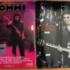 Tony Iommi (Black Sabbath) Signed Page In The OZZFEST Programme 2001