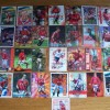 Manchester Utd 29 Signed 2.5 x 3.5 Inch Trading Cards