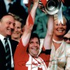 Ronnie Whelan Signed 1989 FA Cup 12x16 Liverpool Defeating Everton Photograph