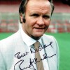 Ron Atkinson 8x12 Signed Manchester Utd Photograph