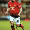 Juan Mata Signed 8x10 Manchester United Photograph